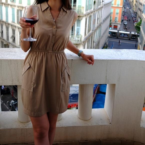 Alfani Dresses & Skirts - Alfani sheath shirt dress